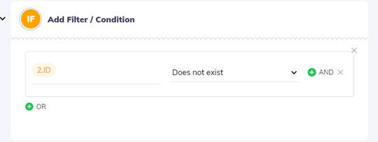 does not exist